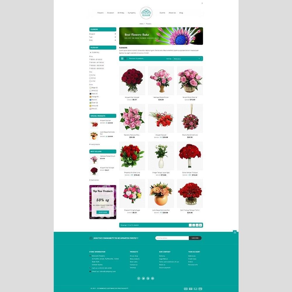 theme - Regalos, Flores y Celebraciones - Blossom Flower - 3