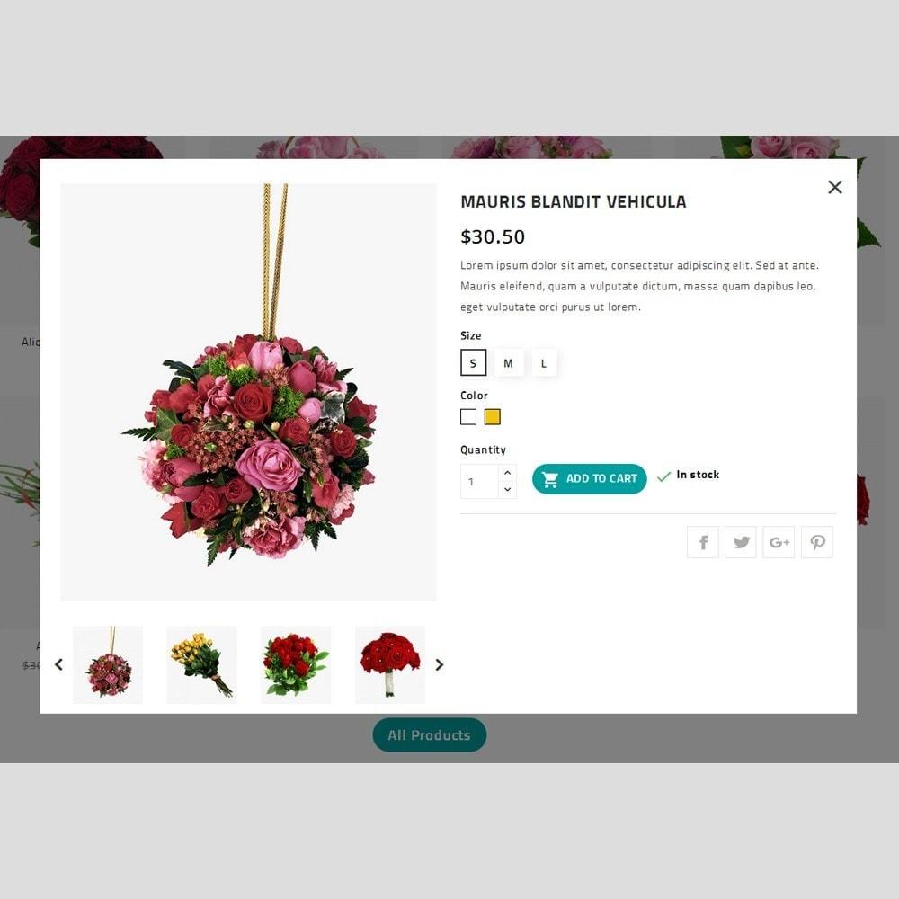 theme - Prezenty, Kwiaty & Uroczystości - Blossom Flower - 7