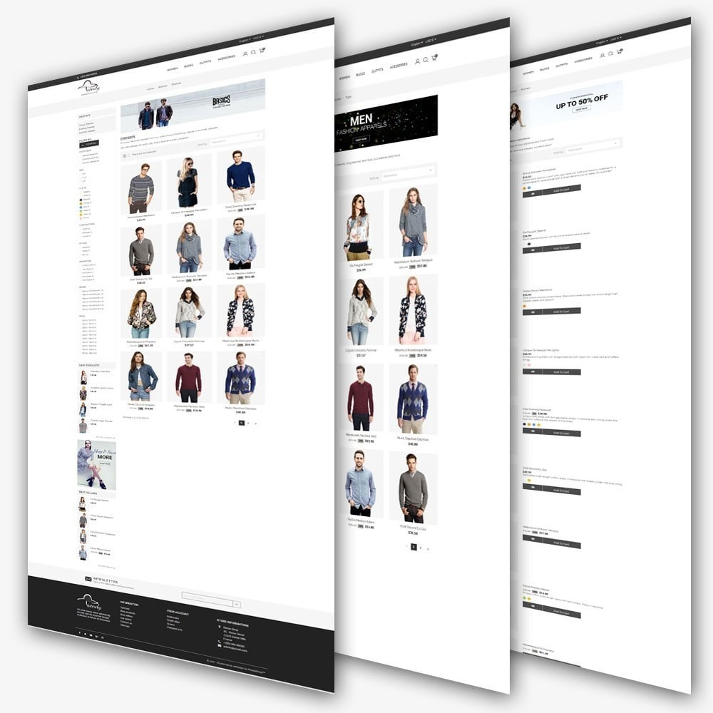 theme - Mode & Schuhe - Trendy Fashion Store - 3