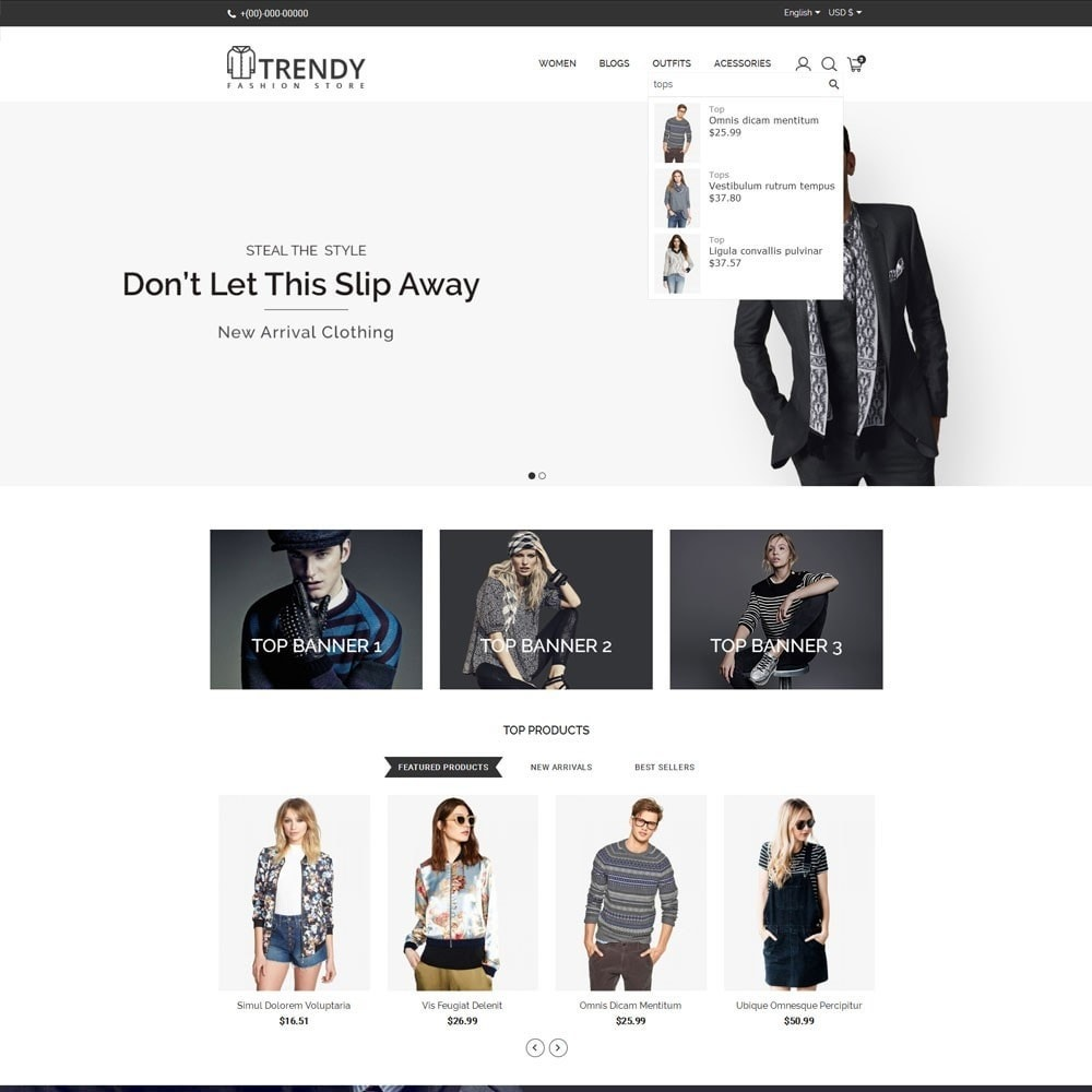 theme - Moda & Calzature - Trendy Fashion Store - 4