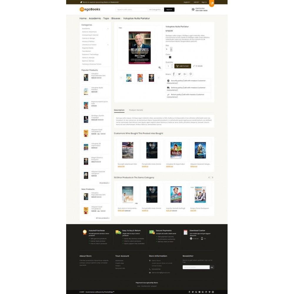 theme - Kinderen & Speelgoed - Mega Books Store - 5