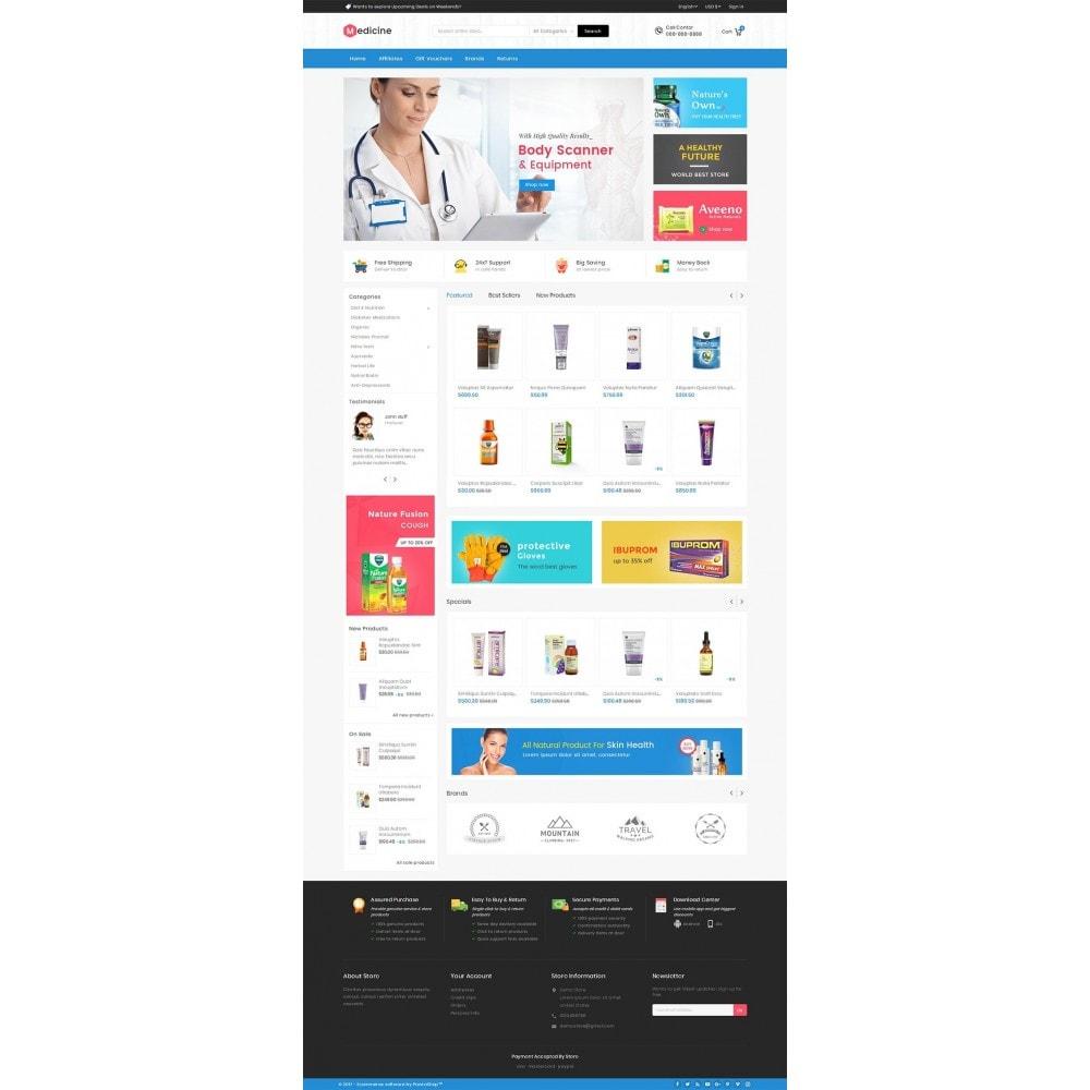 theme - Gesundheit & Schönheit - Mega Medicine Store - 2