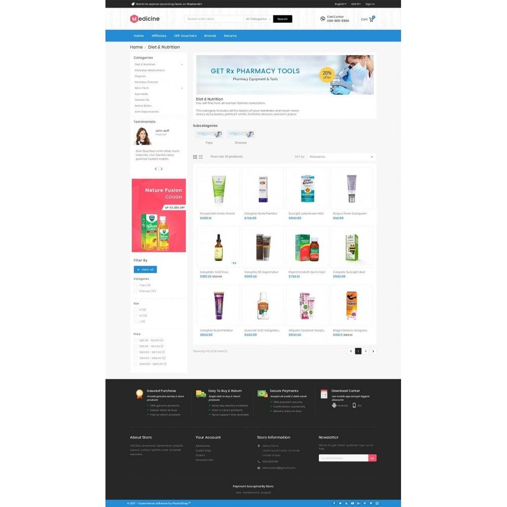 theme - Gesundheit & Schönheit - Mega Medicine Store - 3