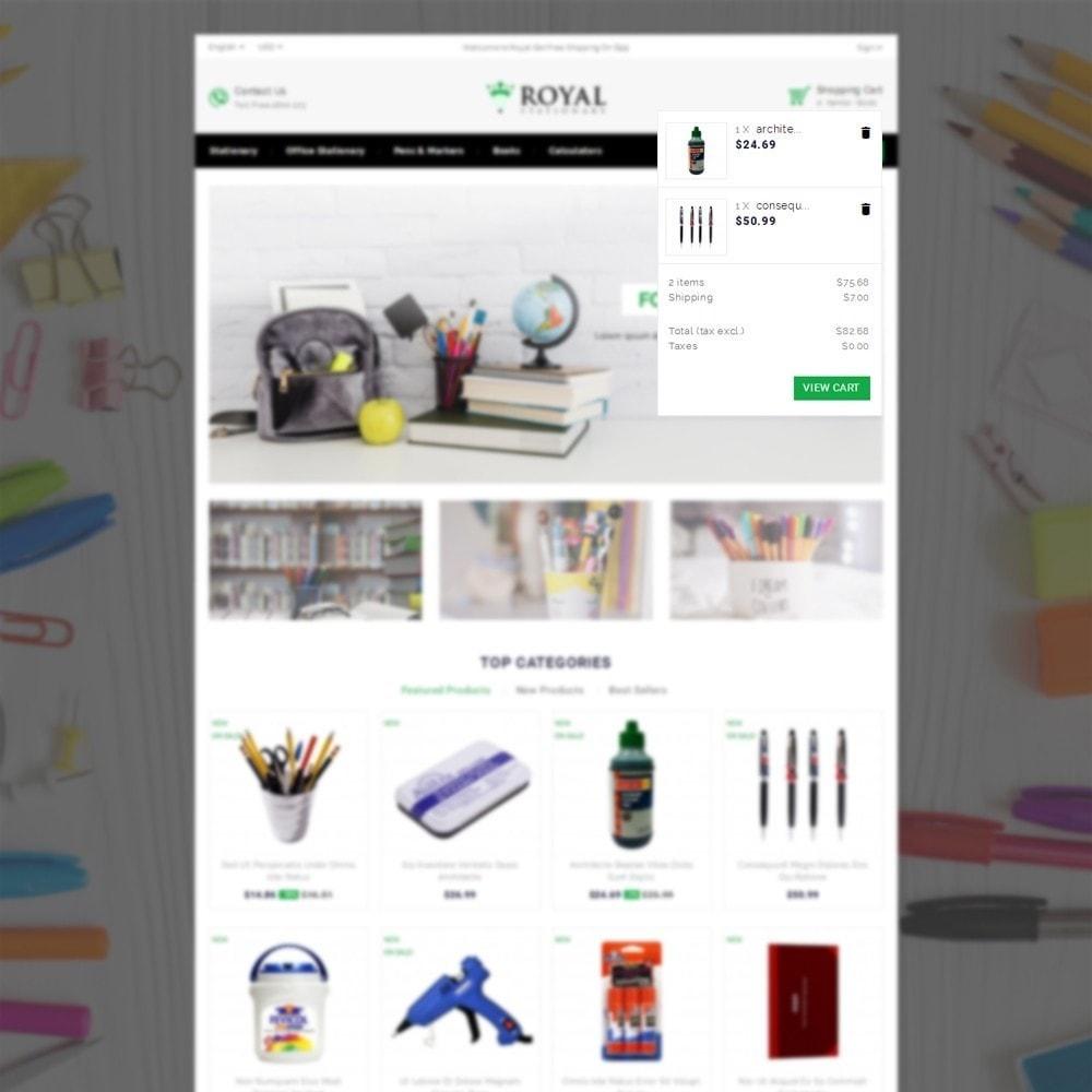 theme - Kinder & Spielzeug - Royal Stationary store - 6