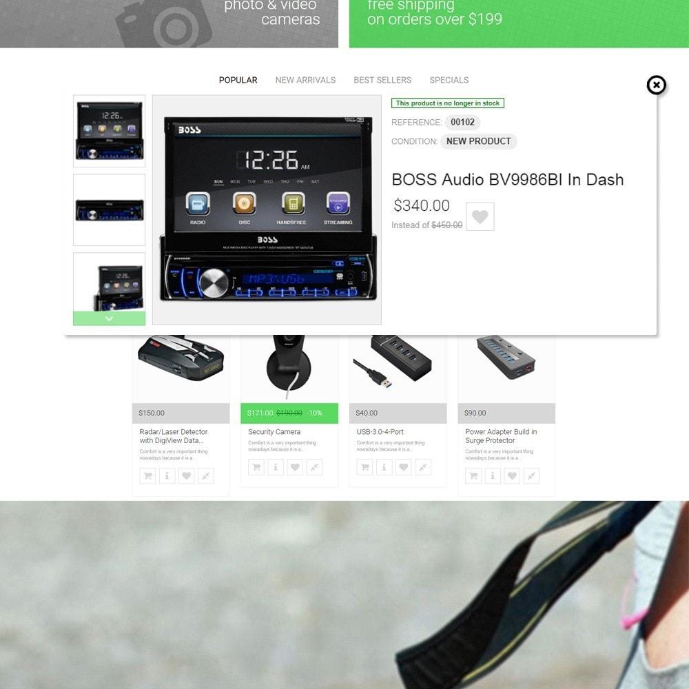 theme - Elettronica & High Tech - Modern Chip - Elettronica Tema PrestaShop Responsive - 4