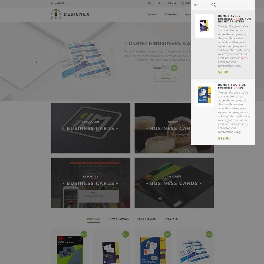 theme - Arte & Cultura - Designex - Design Aziendale - 5