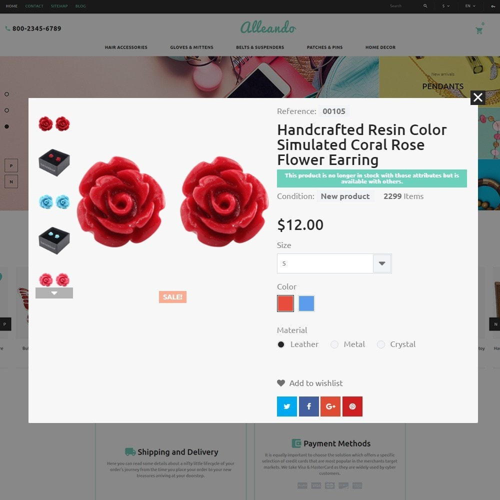 theme - Regalos, Flores y Celebraciones - Alleando - Decor  Accessories Responsive - 4
