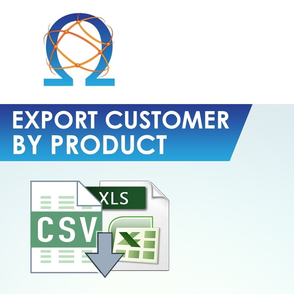 module - Import & Eksport danych (csv, pdf...) - MX Export customer by Product - 1