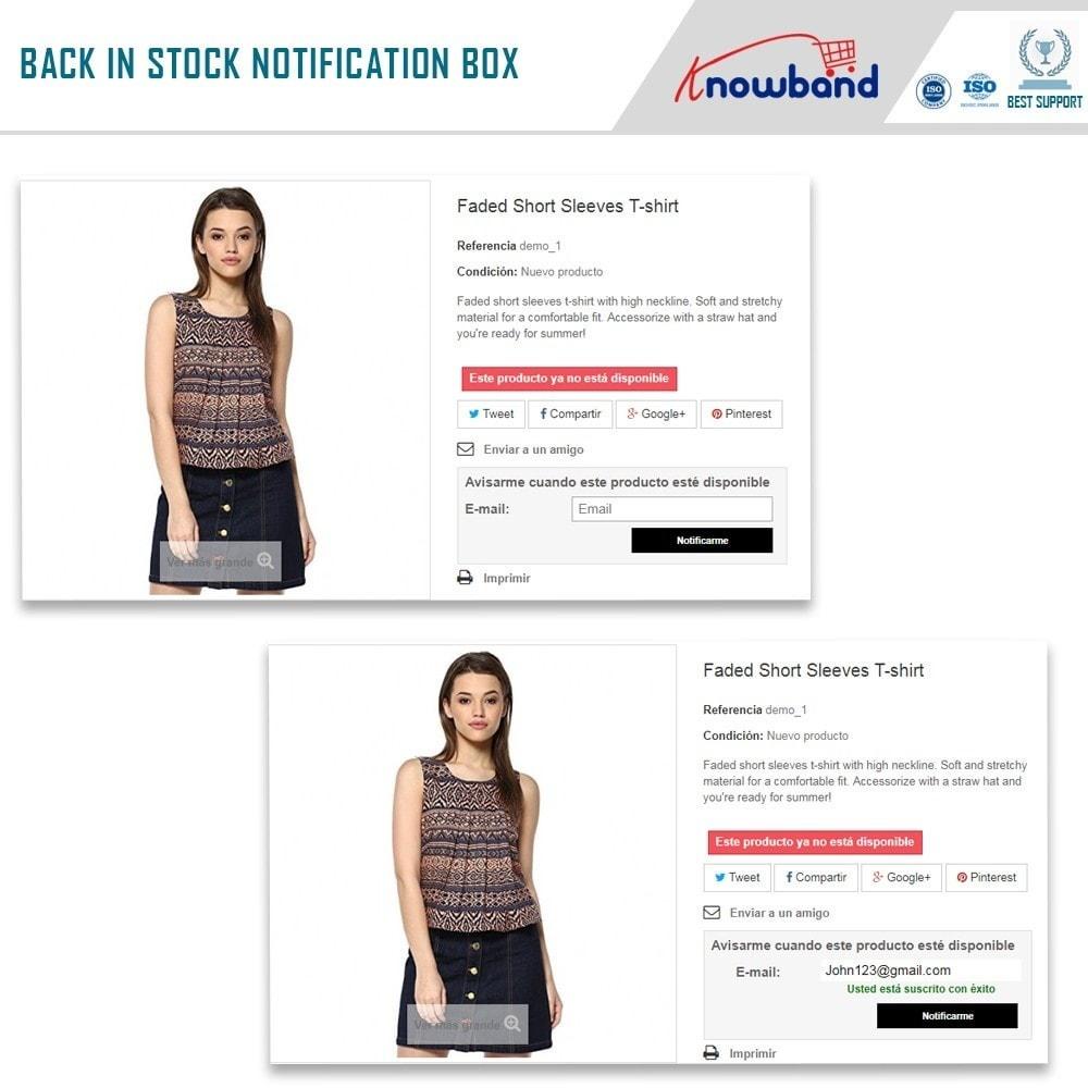 bundle - Informaciones adicionales y Pestañas - Knowband - Product Page Optimization Pack - 2