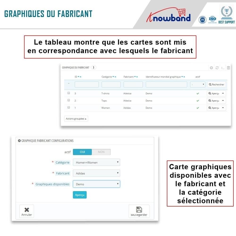 module - Information supplémentaire & Onglet produit - Knowband - Guide des tailles de produit - 7