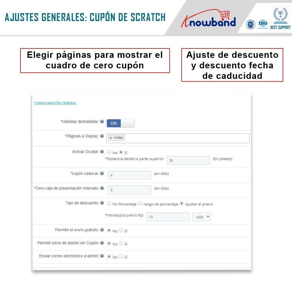 module - Concurso - Knowband - Cupón Raspe y Ahorre - 3