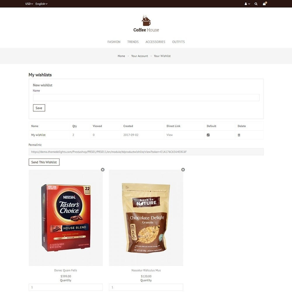 theme - Lebensmittel & Restaurants - Coffee House Store - 8