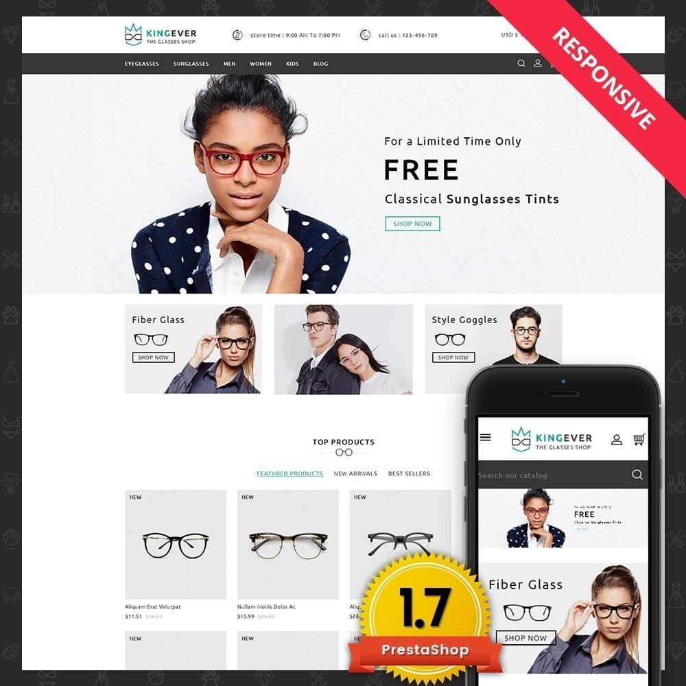theme - Sports, Activities & Travel - Kingever glasses store - 1
