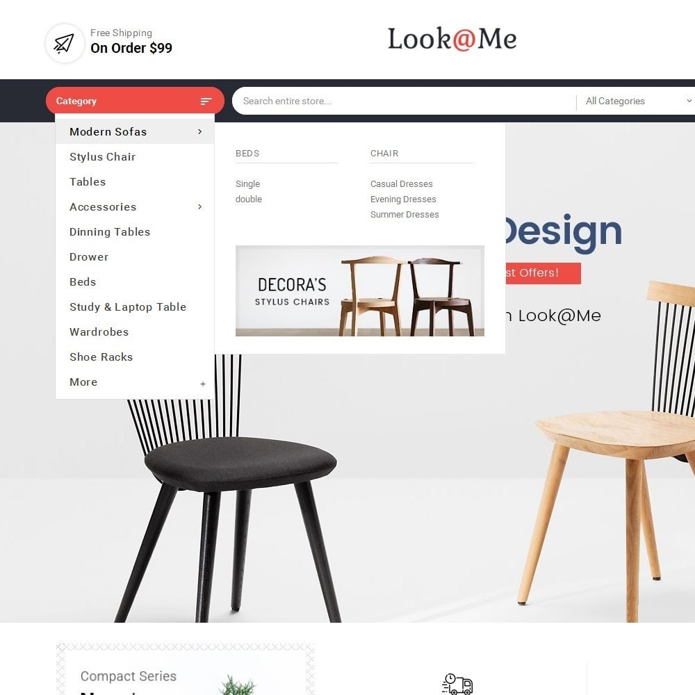 theme - Dom & Ogród - Look me Furniture Crafts - 9
