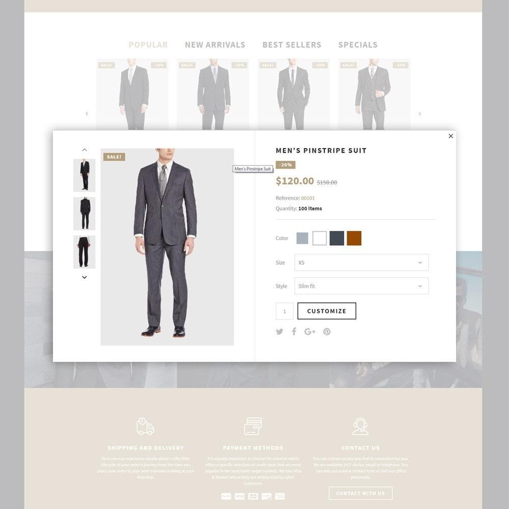 theme - Mode & Chaussures - Lefishor - Vêtements & Accessoires pour hommes - 6
