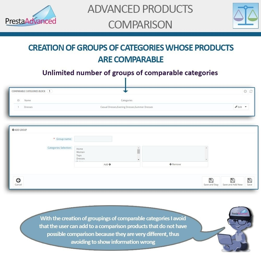 module - Comparatori di prezzi - Advanced Product Comparison - 5