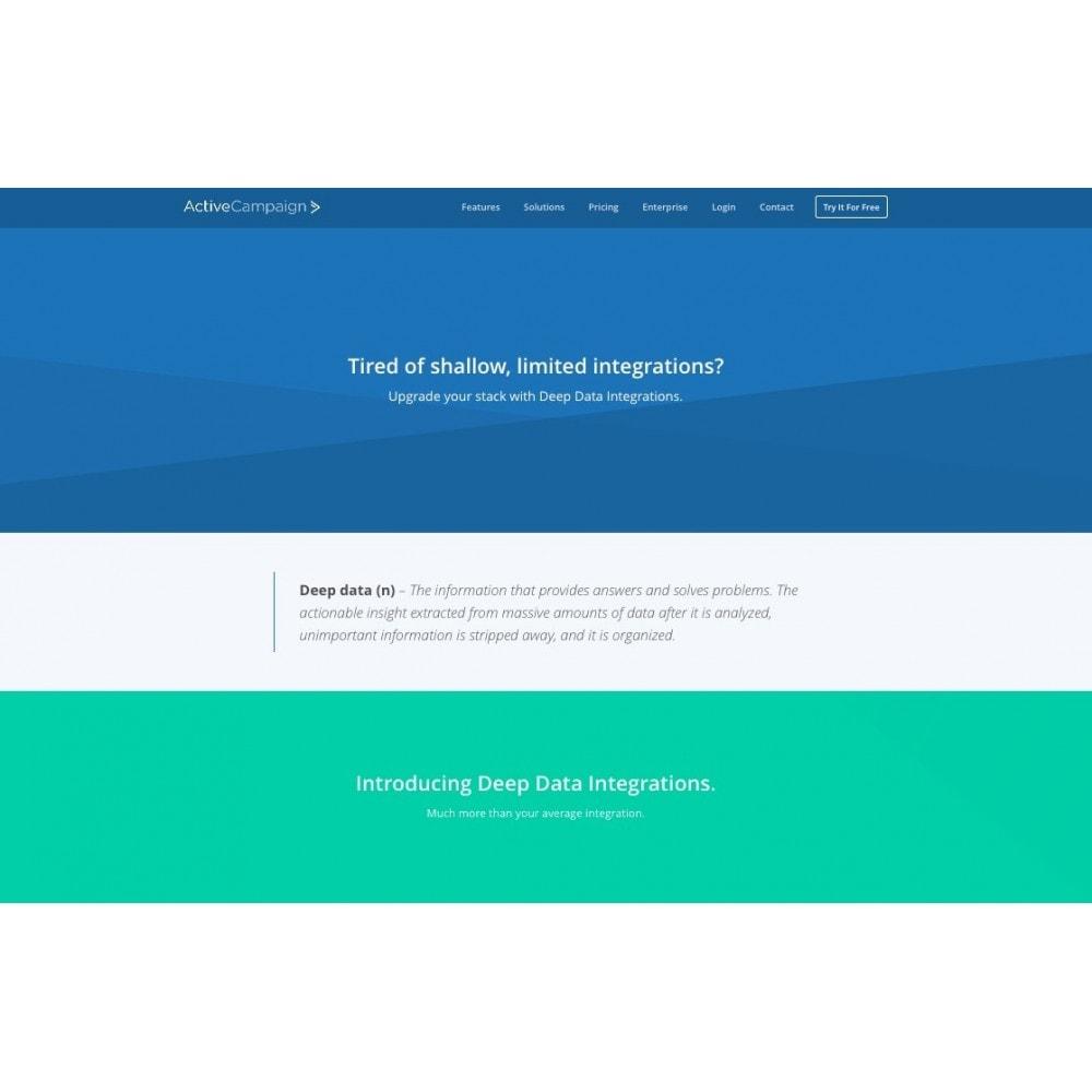 module - Рассылка новостей и SMS - ActiveCampaign - 2
