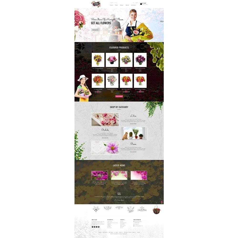 theme - Regalos, Flores y Celebraciones - Floret Flower Store - 2