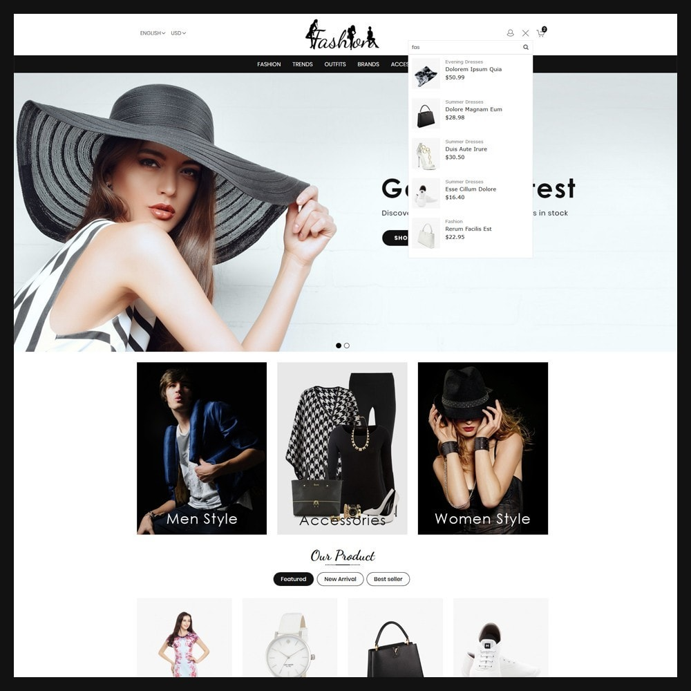 theme - Moda & Calçados - Fashion Store - 5