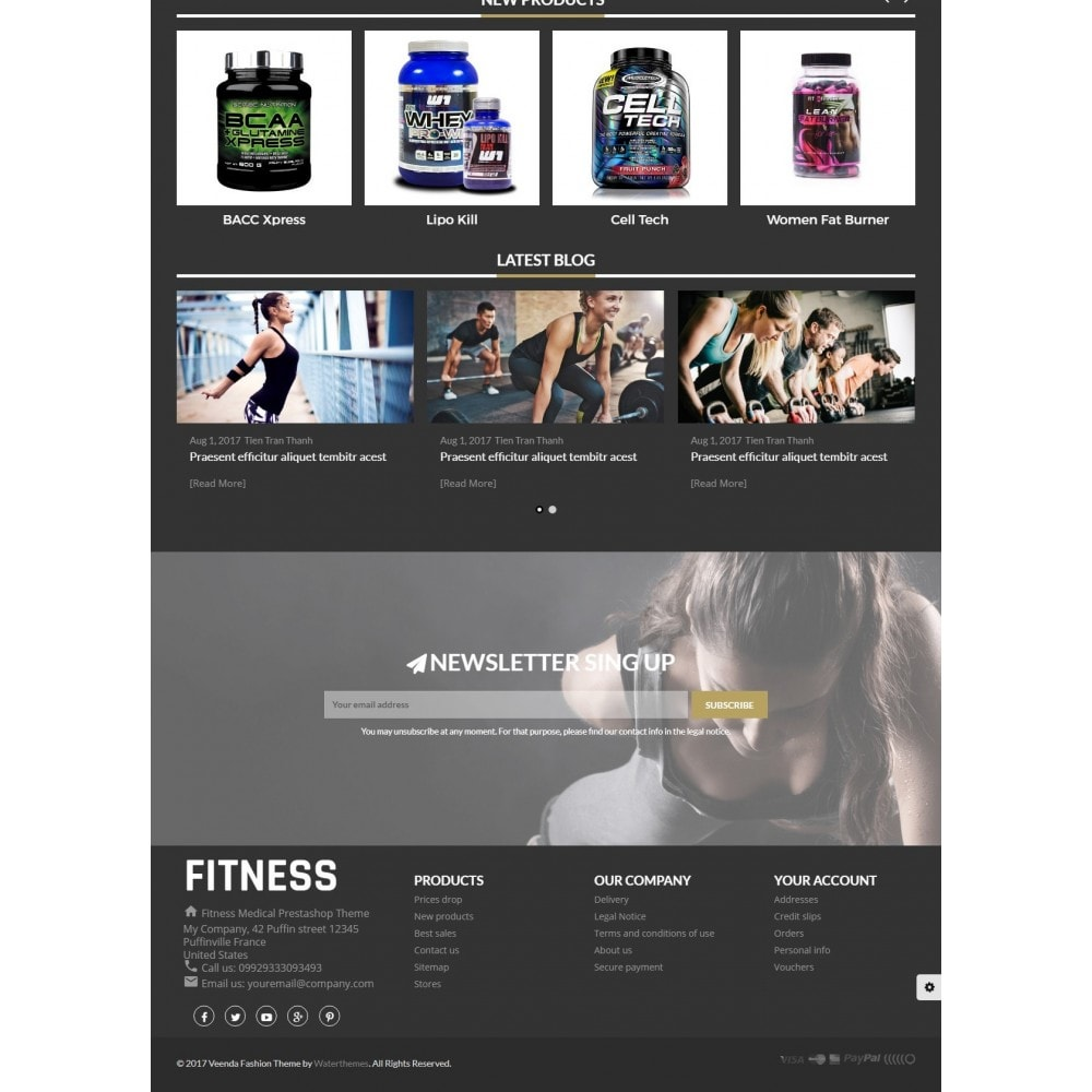 theme - Gesundheit & Schönheit - Fitness Health And Medical - 3
