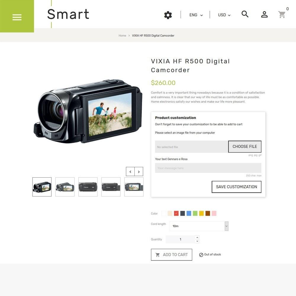 theme - Electronique & High Tech - Smart - Gadgets et électronique - 4