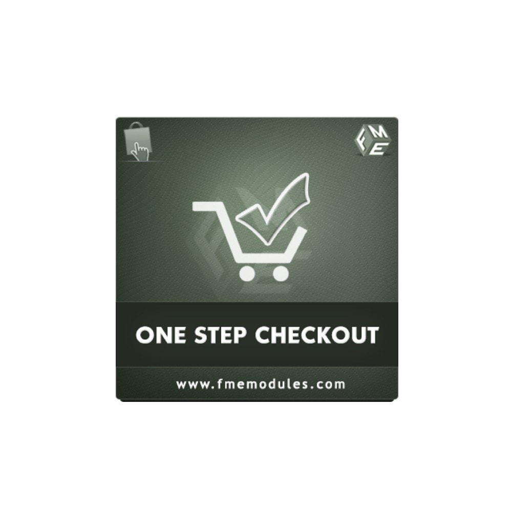 module - Bestelproces - Responsive One Step Checkout - One Page Checkout - 1