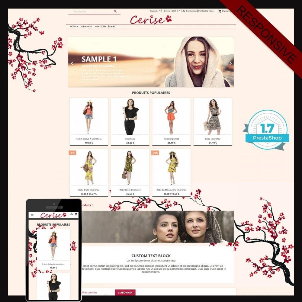 theme - Bijoux & Accessoires - Cerise - 2