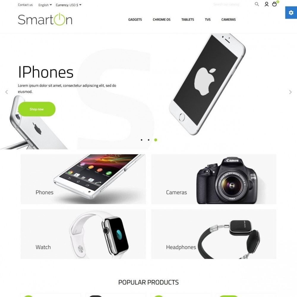 theme - Electronics & Computers - SmartOn - High-tech Shop - 2