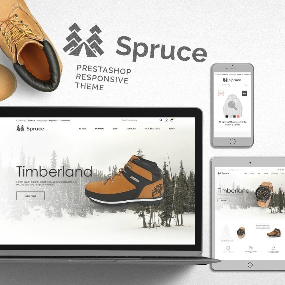 theme - Спорт и Путешествия - Spruce - 1