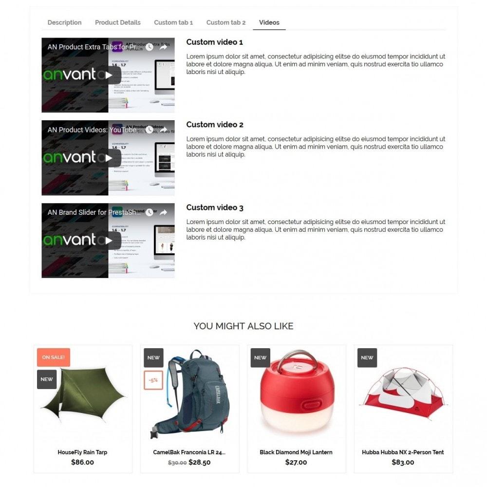 theme - Sport, Attività & Viaggi - Spruce - 9