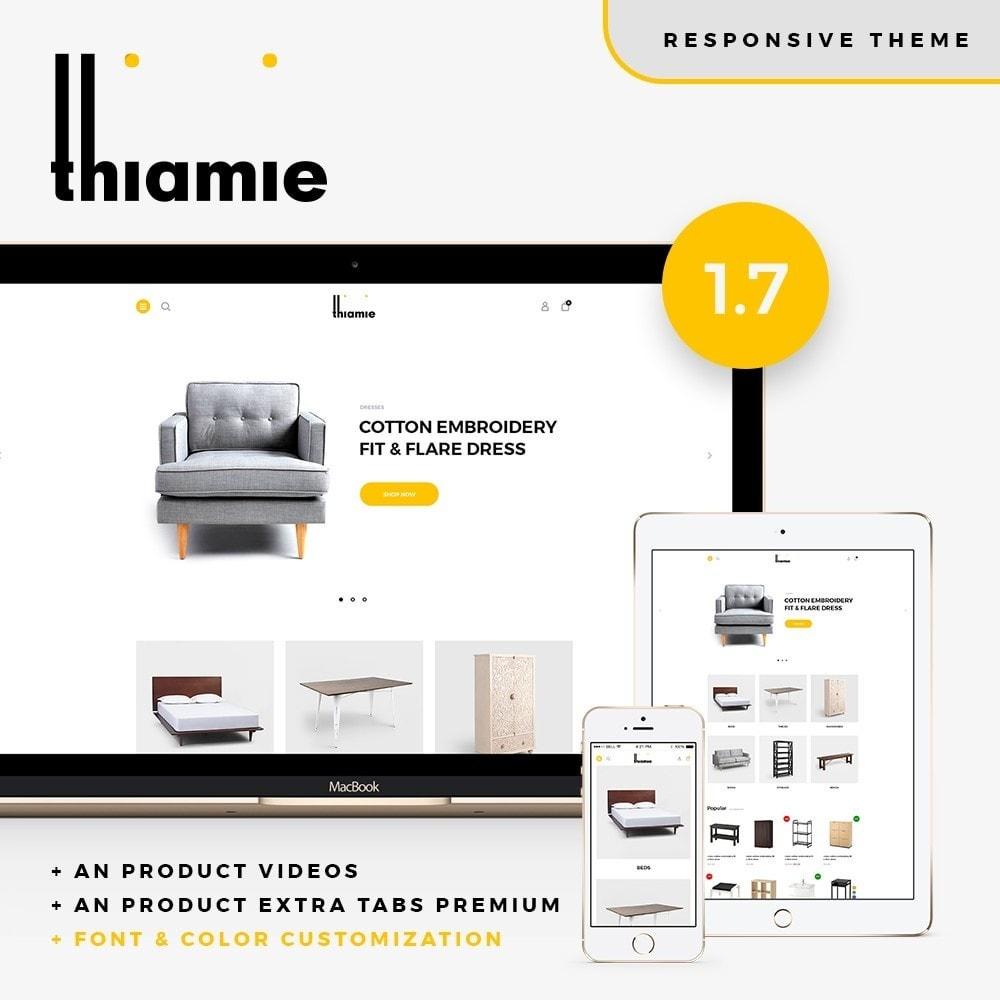 theme - Maison & Jardin - Thiamine - 1