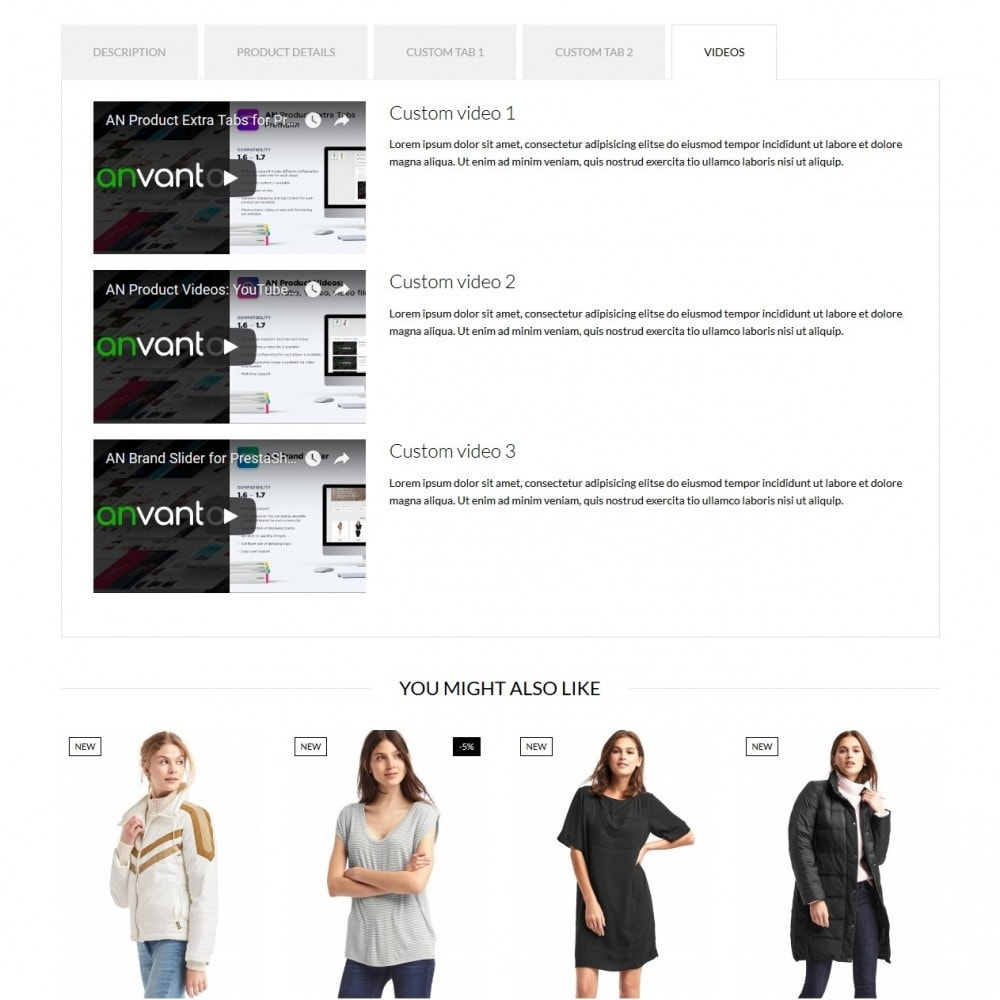 theme - Mode & Schoenen - Lilu Fashion Store - 9