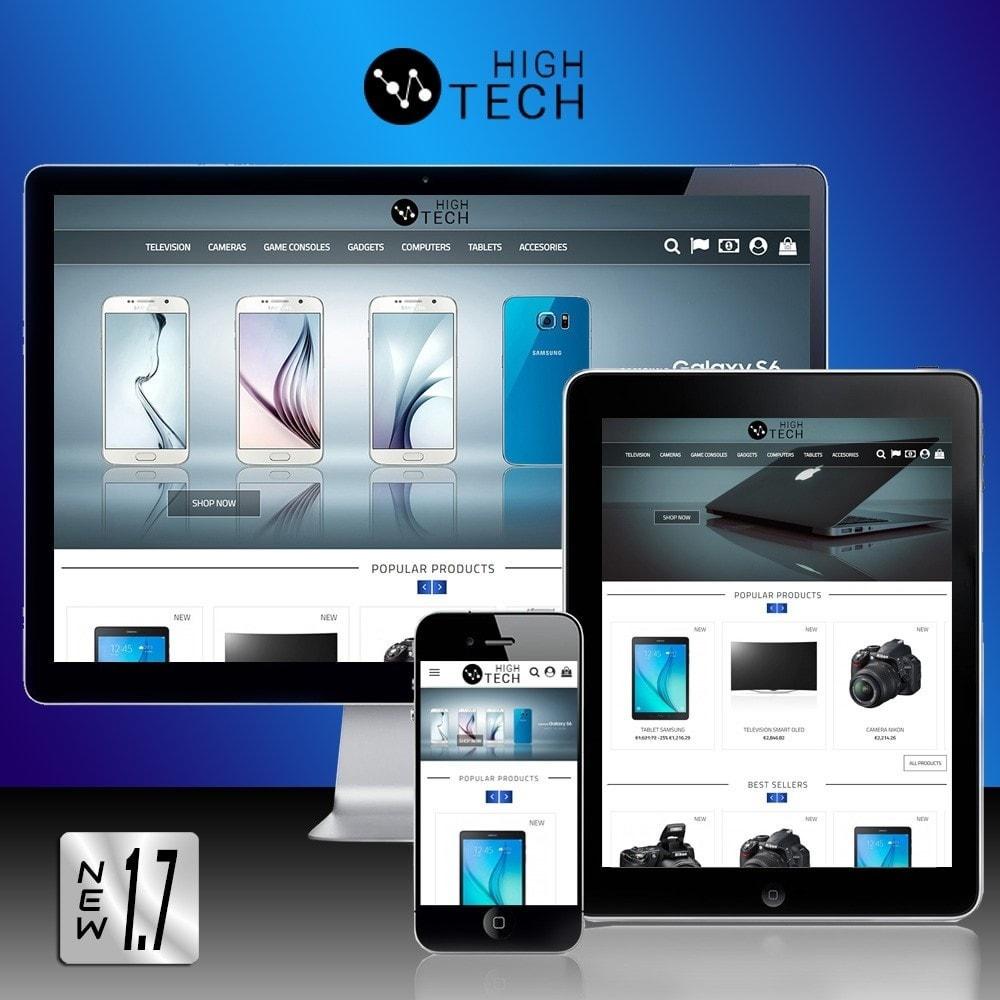 theme - Elektronika & High Tech - Electronic High Tech - 1