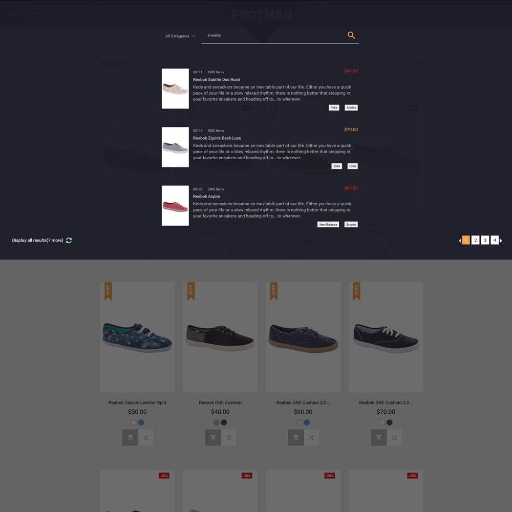 theme - Moda y Calzado - Footmen - 5