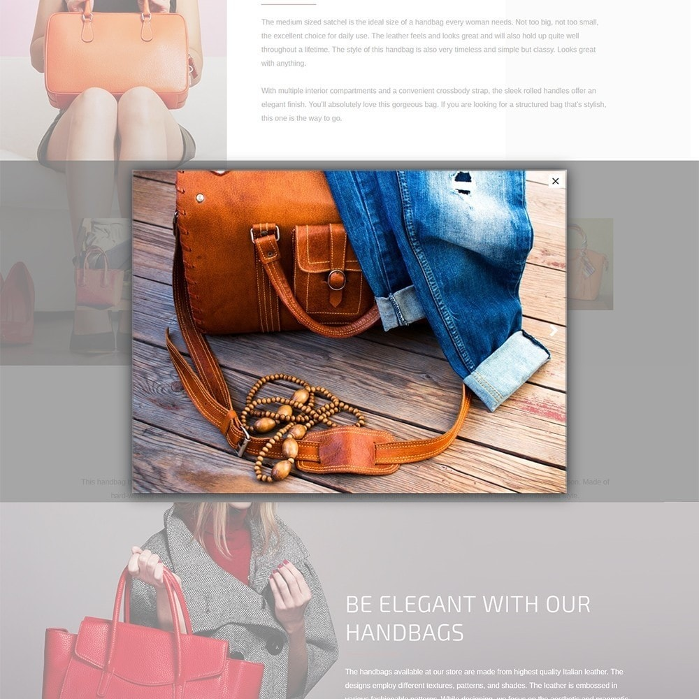 theme - Fashion & Shoes - Eveprest - Multipurpose PrestaShop Theme - 5