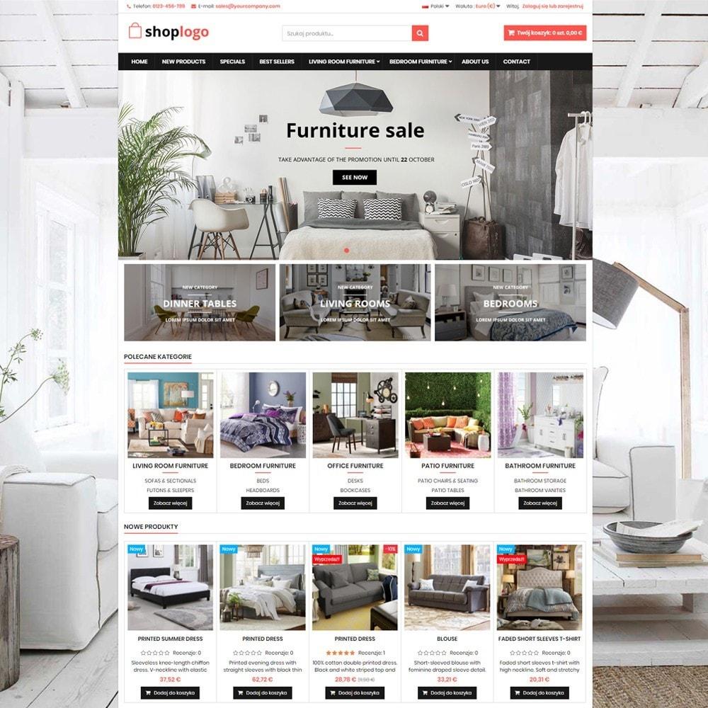 theme - Dom & Ogród - P16AT10 Meble, łóżka i akcesoria domowe - 2