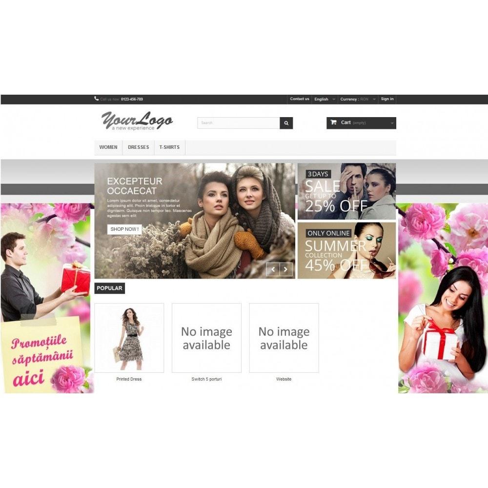 module - Page Customization - Background promo image - 3