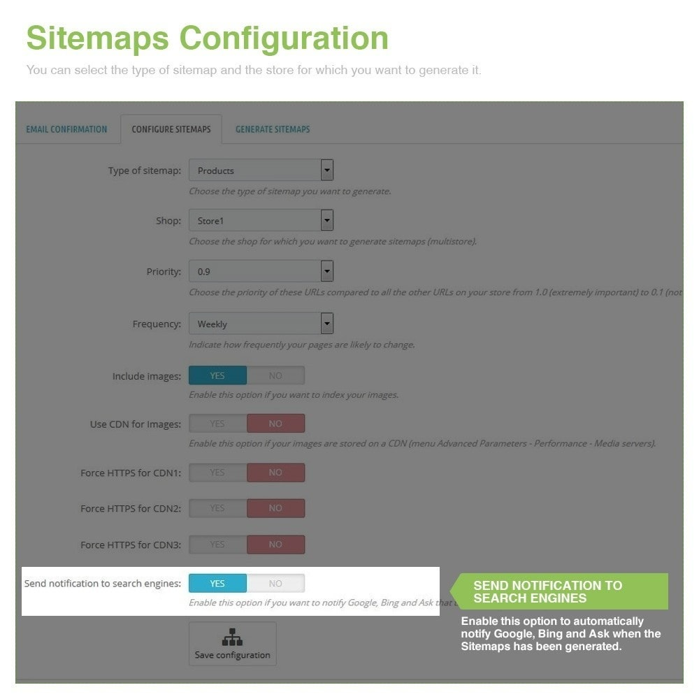 module - SEO - Multilingual and Multistore Sitemap Pro – SEO - 6