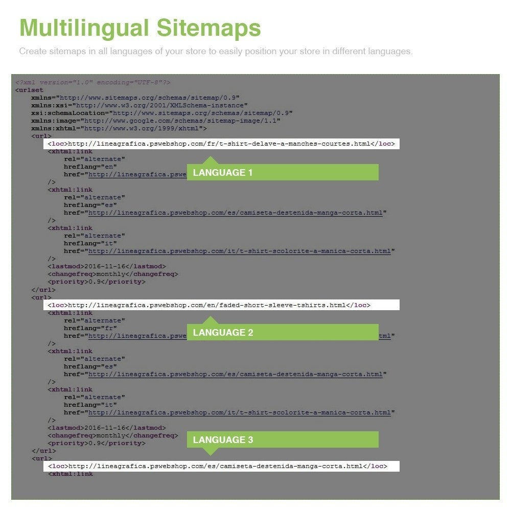 module - SEO - Multilingual and Multistore Sitemap Pro – SEO - 11