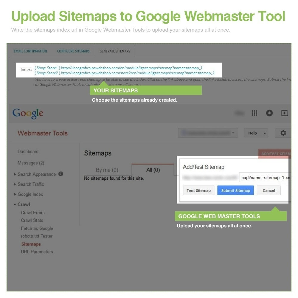 module - SEO - Multilingual and Multistore Sitemap Pro – SEO - 15