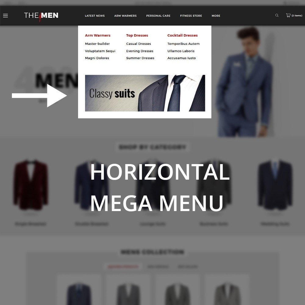 theme - Moda & Calzature - TheMan Luxurious Fashion Store - 9