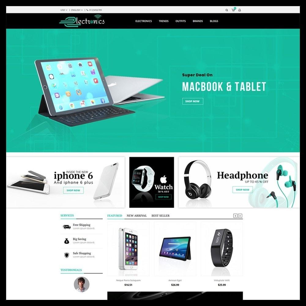 theme - Electronics & Computers - Electronics Store - 2