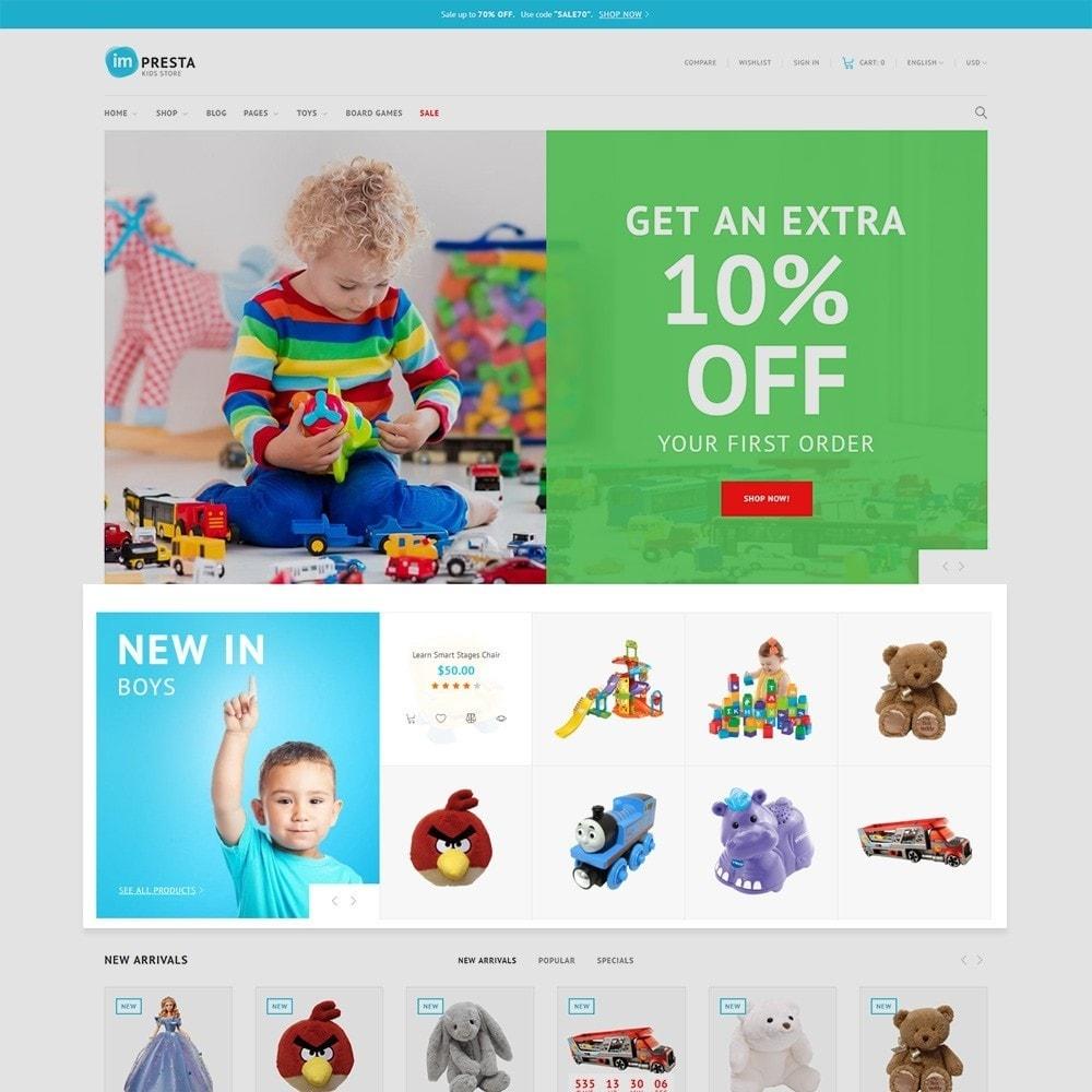 theme - Crianças & Brinquedos - Impresta - Kids Store - 3