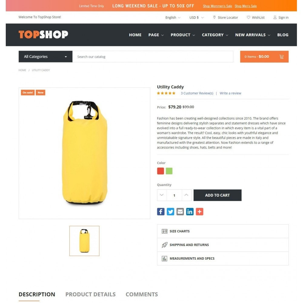 theme - Elettronica & High Tech - TOPSHOP -  Supermarket - 4