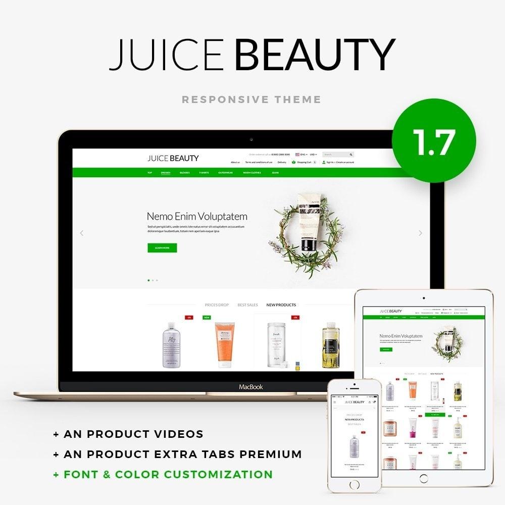 theme - Zdrowie & Uroda - Juice Beauty Cosmetics - 1
