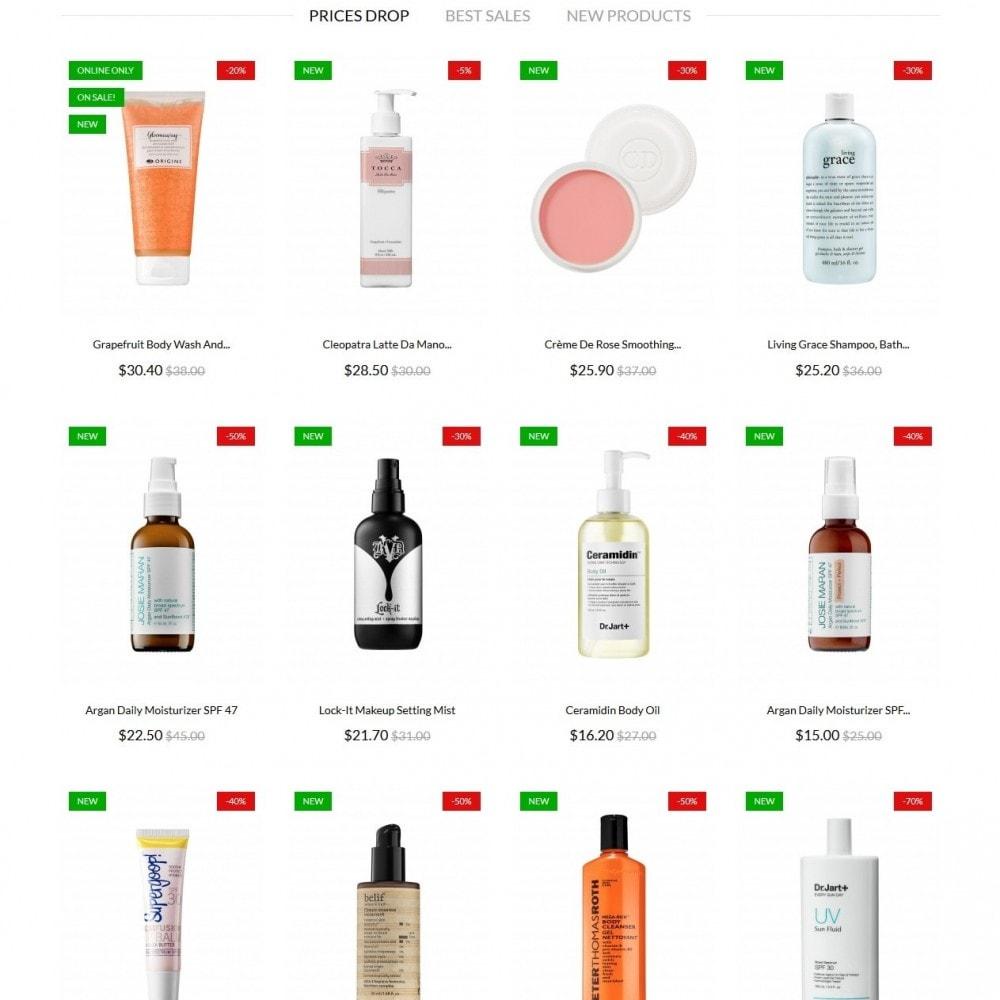 theme - Zdrowie & Uroda - Juice Beauty Cosmetics - 4