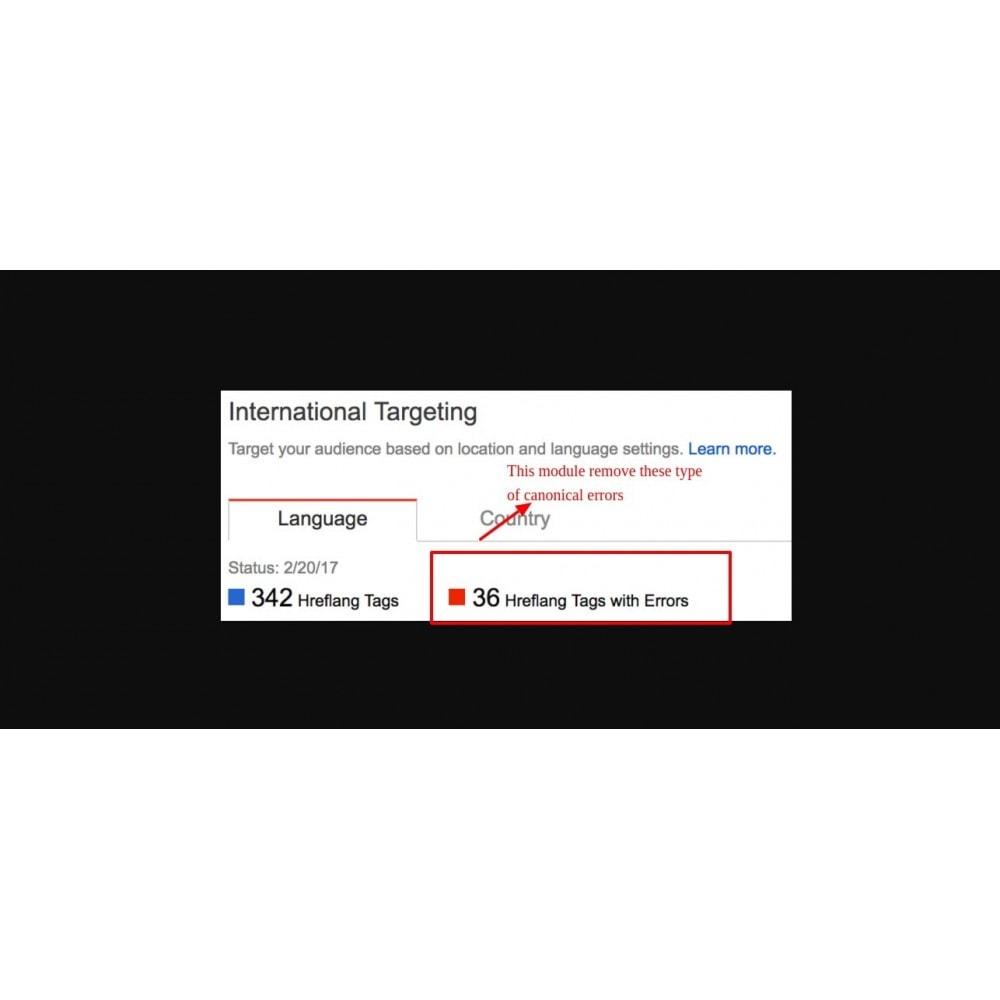 module - SEO (Pozycjonowanie naturalne) - Hreflang & Canonical Tags on All Pages ( SEO Google ) - 4