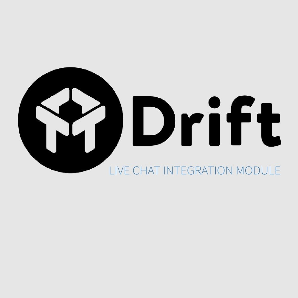 module - Support & Online Chat - Drift Live Chat Integration - 1