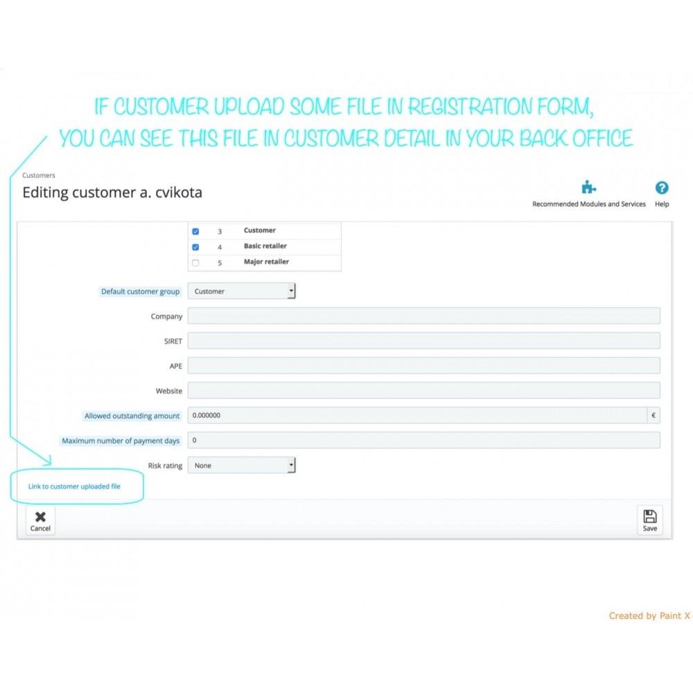 module - B2B - Validation B2B du membre enregistré et cacher des prix - 9