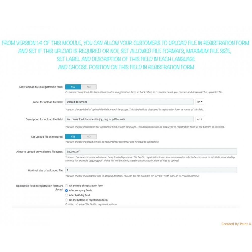 module - B2B - B2B Validierung Reg. User und Preisedecken für Besucher - 7